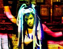 Digital Cyber Punk