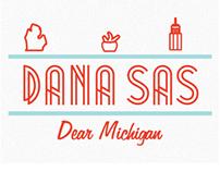 Dana Sas Logo