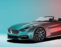2018 BMW Z4 Production Spec