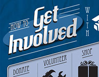 Get Involved Infographic.