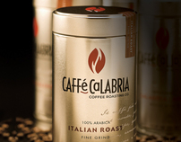 Caffé Calabria Retail Packaging