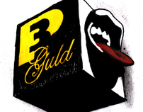 P3 GULD logo animation