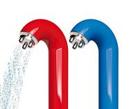 Prysznice 3D - showers