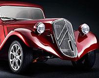 3M Calendar Classic Cars