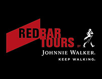 FUNDA PROMO JOHNNIE WALKER RED- RED BAR TOURS