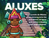 Personajes Fantásticos de México