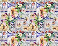 Estampa Rotativa | Print | Pattern
