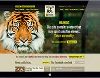 Race Against Extinction Firewater Probono Website