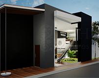 """Proyecto Arquitectónico """"Casa Grande"""""""