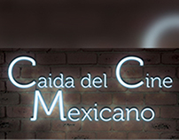 Infografía Cine mexicano