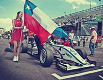 DTT Driving Racing Team Branding