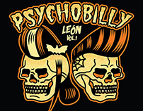 Ataque Psychobilly Vol. 1