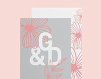 Estacionário Casamento G+D
