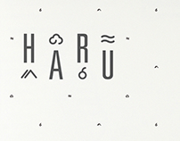 H-A-R-U
