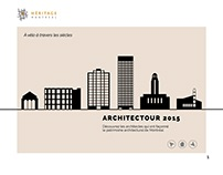 Document interactif - Architectour