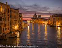 Venice Sunrises