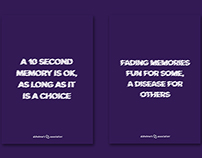 World Alzheimer's Day (Awareness Campaign)