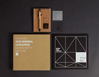 Newker: catálogos, escenas 3D e interiorismo de stand