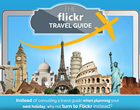 Infograph - The flickr Travel Guide