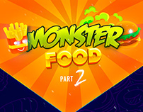 Monster Food - Team Project 2018 (Part 2)
