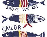 WE ARE SAILORS