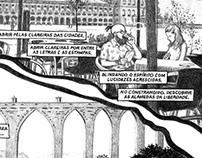 Quim e Manecas - O rio multicolôr ou o cigarro do poeta