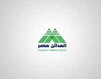 logo al madaen misr construction