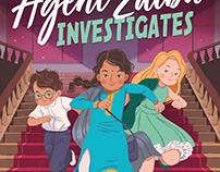 Zaiba Investigates - children's book