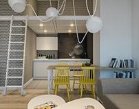 Interiors IX