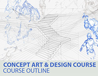Concept Art & Story Design Course Outline