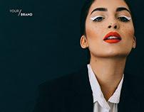 Free Fashion Lookbook Template Download