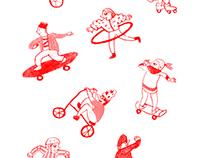 Skate or something or die