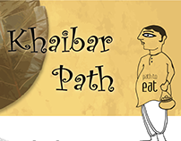Khaibar Path - A study on Kolkata Street Food Vendors
