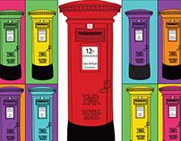 Pop Art Exhibition Poster