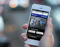 Michelin mobile site