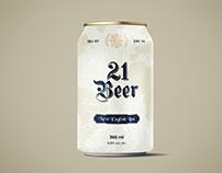 21 Beer