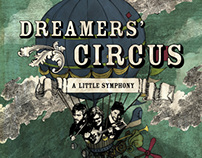Dreamer's Circus - A little symphony (album cover)
