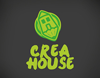 Creahouse new logo