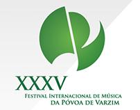 35º Festival Internacional de Música da Póvoa de Varzim