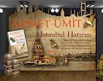 Ahmet Ümit - İstanbul Hatırası showcase