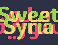 Sukar Typeface | Arabic Overlock Typeface (free)