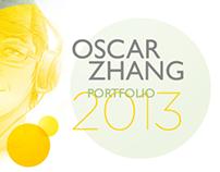 Oscar Portfolio 2013