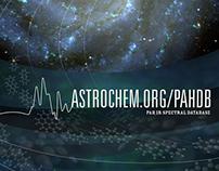 PAH IR Spectral Database Poster