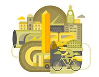 Historia del Colectivo. Secretaria de Transporte