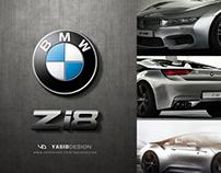 BMW Zi8