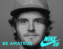 Nike SB - Be Amateur