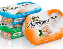 Fancy Feast Appetizers renderings
