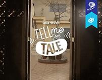 Tell me my Tale - Librerías Crisol