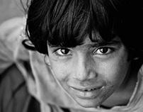 Street Kid Portrait