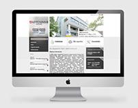 Appeninn Holding Webdesign